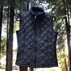 Puffer Zipper Vest